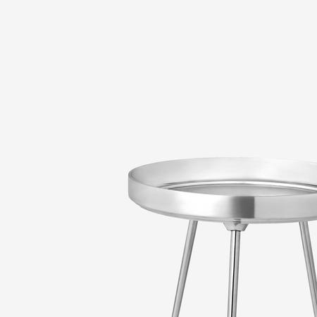 Beistelltisch Bowl Aluminium Mater