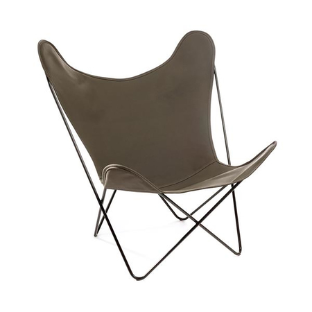 Hardoy butterfly chair in baumwolle 2