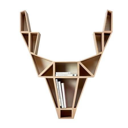 Deer shelf 4 b