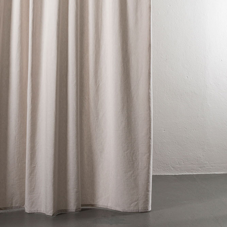 vorhang 39 azura 39 aus leinen und baumwolle. Black Bedroom Furniture Sets. Home Design Ideas