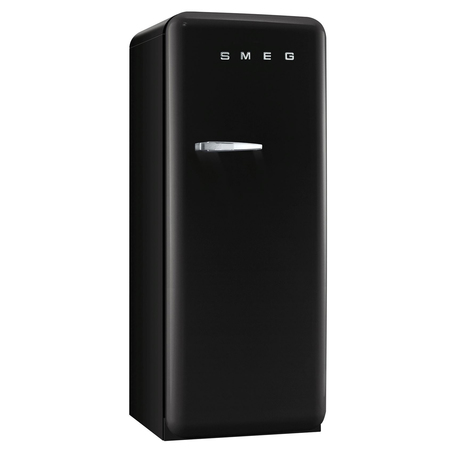0001723 fab28 refrigerator with ice box black