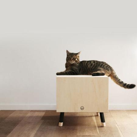 Krab cat nest bed 3 810x560