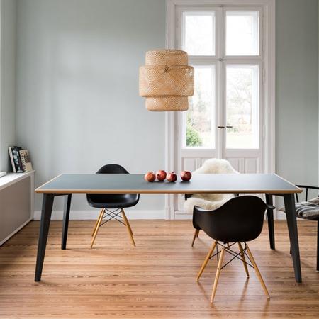 Tisch Plog Linoleum Jan Cray