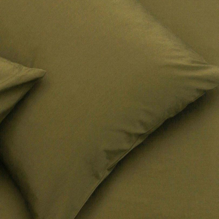 Yarn dyed egyptian cotton vintage bedding vintage egyptian cotton duvet covers pillows olive col 23 3 1024x1024