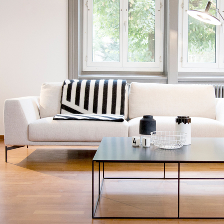 schwarz weiss plaid 39 a maze 39. Black Bedroom Furniture Sets. Home Design Ideas
