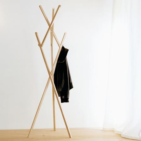Nils Holger Moormann Hut Ab Garderobe
