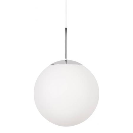 Leuchte Globe Chrom Konsthantverk