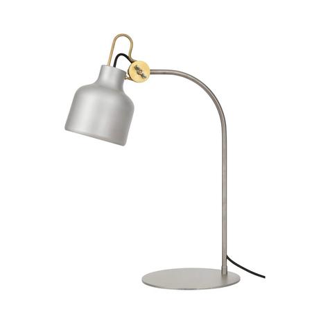 Lampe Bolb Weiss Konsthantverk
