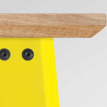 Tisch Plog Gelb Jan Cray