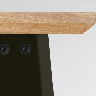 Tisch Plog Schwarz Jan Cray