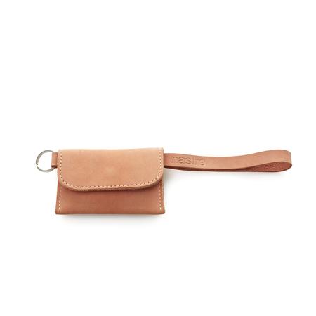 Tasche Micro Wallet Ocker Nasire