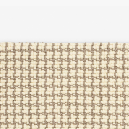 Teppich Lattice Beige Kvadrat