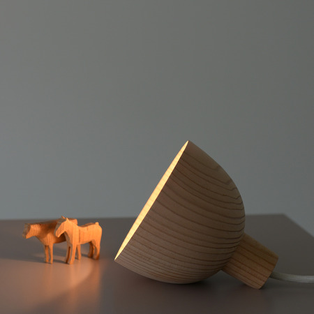 Arno Wolf Lampe 3