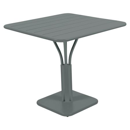 Luxembourg table 80x80 gris 20orage 20kopie