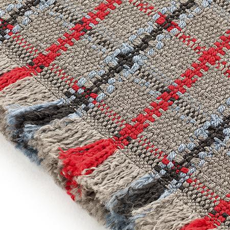 Gl blue rug tartan 1
