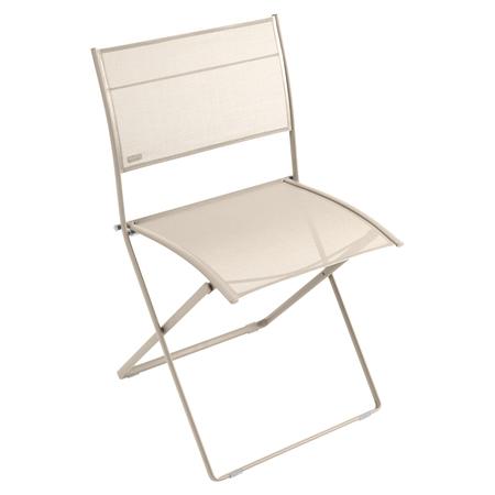 Fermob Stuhl Plein Air Muskat 14 ohne Armlehne