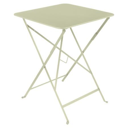 Fermob Bistro Tisch Eckig Lindgrün 65 57 x 57 cm