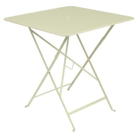 Fermob Bistro Tisch Eckig Lindgrün 65 71 x 71 cm
