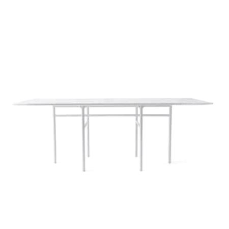 Tisch Snaregade Oval Menu