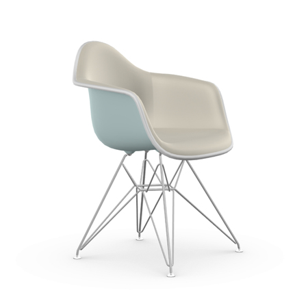 Eames Plastic Arm Chair Vollpolster Vitra