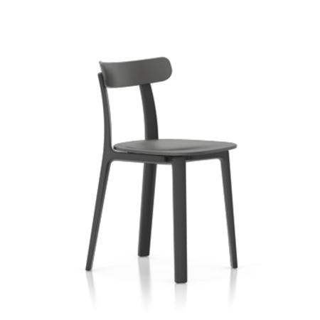 Stuhl All Plastic Chair Vitra