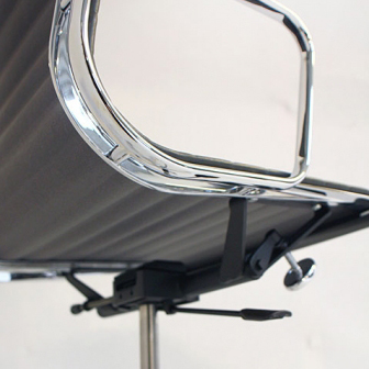 Stuhl Aluminium Chair EA 119 Vitra