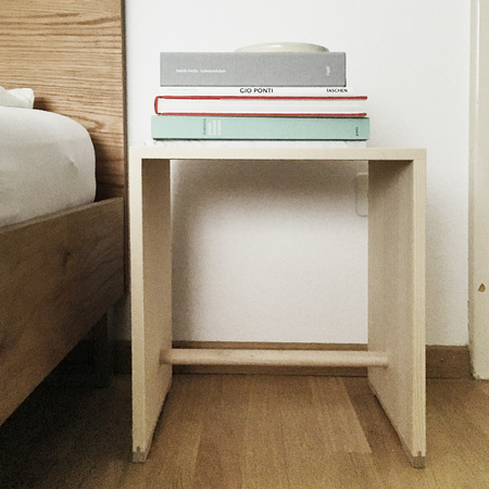 Ulmer Hocker Max Bill