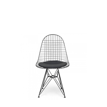Vitra wire chair dkr charles ray eames