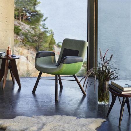 Sessel East River Vitra