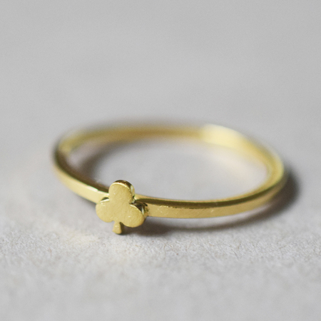 Ring Little Clover Yoshiki