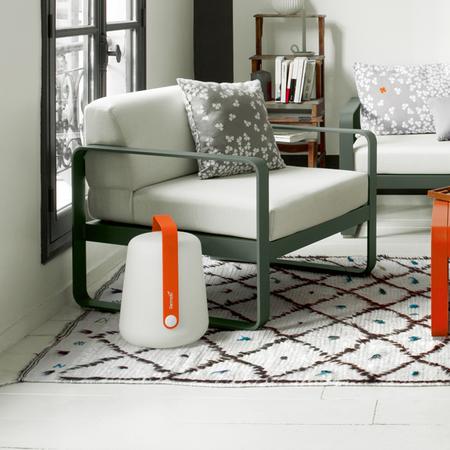 Collections bellevie trefle et balad de fermob mobilier d exterieur et d interieur