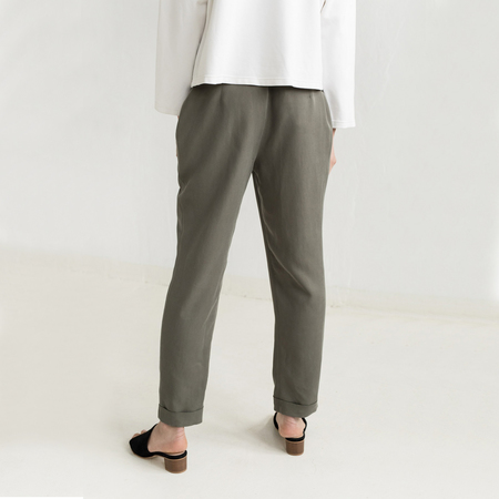 Benny trousers olive 2