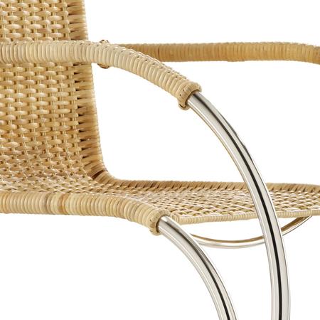 Freischwinger Sessel Tecta D42