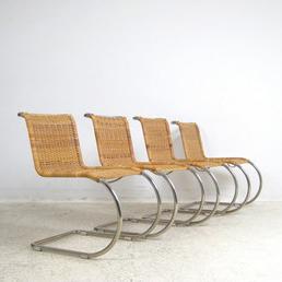 Freischwinger Sessel Tecta B42