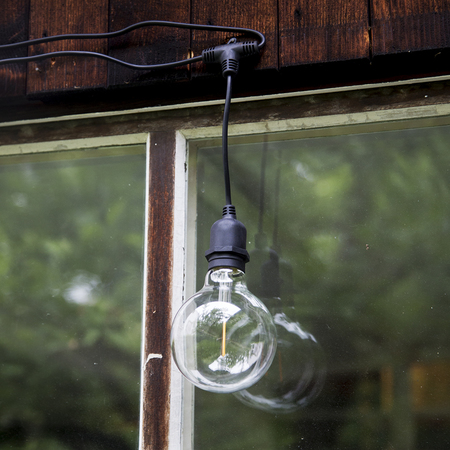 LIchterkette Vintage Drop Light