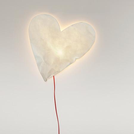 Raumgestalt Herzleuchte 1