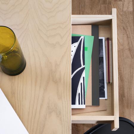 Allegory Desk Gebrüder Thonet