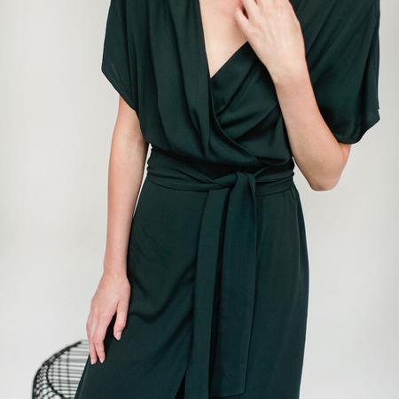 Marzec dress black