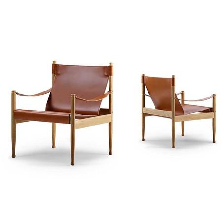 0002 safari chair 61x61 cm oak natural oiled saddle 03 2 613582