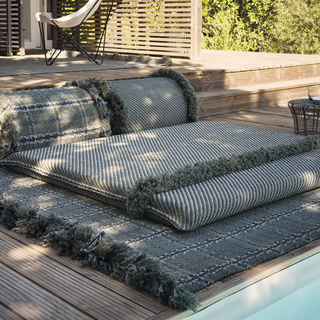 Outdoormatratze Garden Layers Gan Rugs