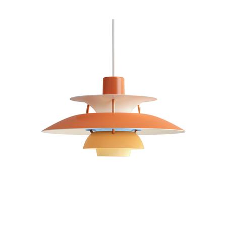 Leuchte PH5 Orange Mini Louis Poulsen