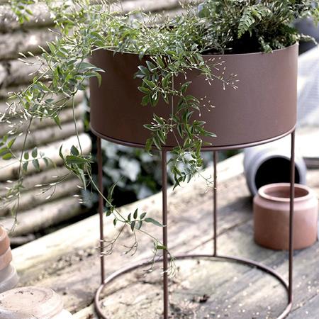 Plant Box Rund Ferm Living