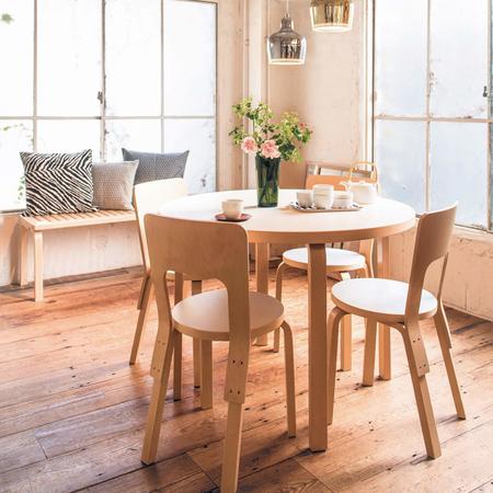 Aalto table round 1