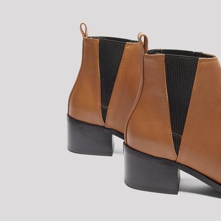 Ula tan boots2