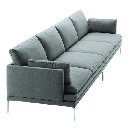 Sofa William Stoff Zanotta