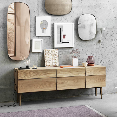 Sideboard Reflect Muuto