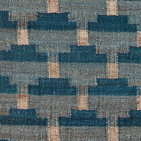 Hemp rug confect denim zoom