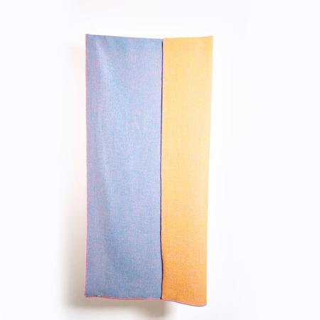 Artist wool blankets a melange wool blanket by michele rondelli 2 1024x1024