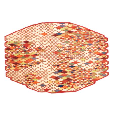 Teppich Losanges Nanimarcquina