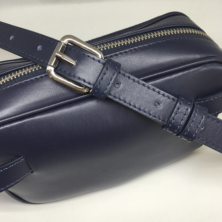 Asr pouch blue detail hinten